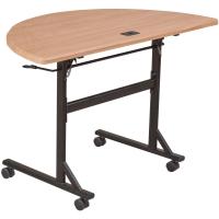 簡易型T腳摺疊桌