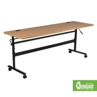 T腳摺疊桌
