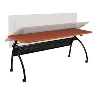 X腳摺疊桌
