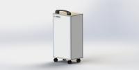 收纳盒工具柜车 - M