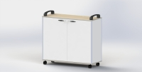 TUB STORAGE CART - L