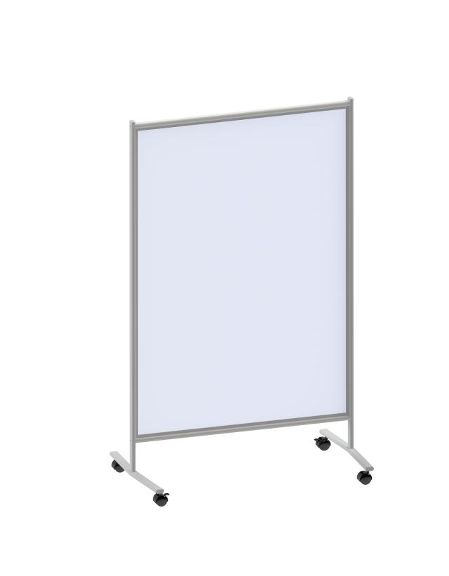 Magnetic Mobile Whiteboard Room Divider (170 CM)