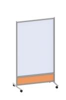 Magnetic Mobile Whiteboard Room Divider (30 CM)
