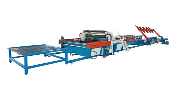 龙门多点式焊接机