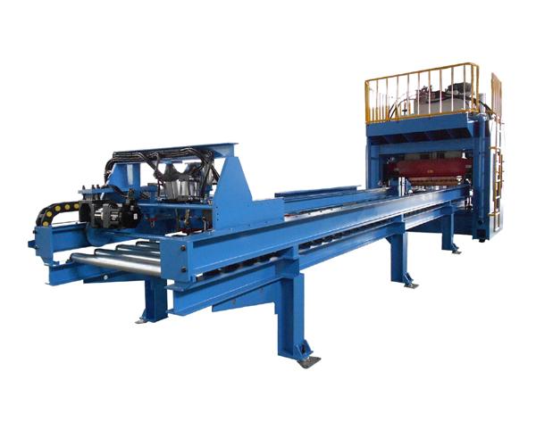 龙门式油压焊接机(格栅板专用机)
