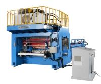 龍門式油壓焊接機(格柵板專用機)