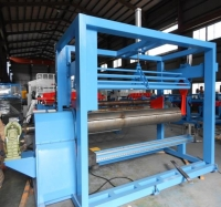 Cens.com Column type multi-spot mesh welding machine(Coil wire feeding system) CHUNG TIE ELECTRICITY WELDING MACHINERY CO., LTD.