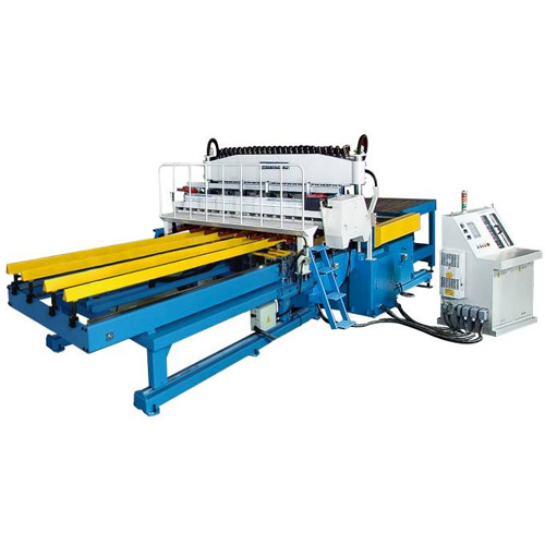 Column Type Multi-Spot Welding Machine