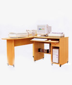 Cens.com 3-in-1 Computer Table HSUAN FU WOOD CO., LTD. (ZHONGSHAN FUMAO WOODEN CO., LTD.)