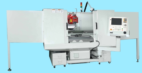 CNC Bed-type Universal Milling Machine