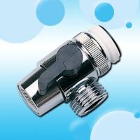 "CP BR Diverter W/Collar  1/2"" Bsp Male Adapter"
