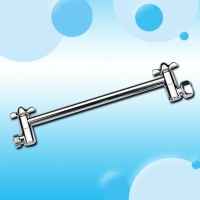 CP All Directional Shower Arm W/Wing Nut