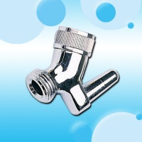 CP Shower Arm Mount W/Pin