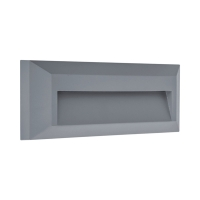 AC type Super Slim Surface Mount Plastic LED Brick Light