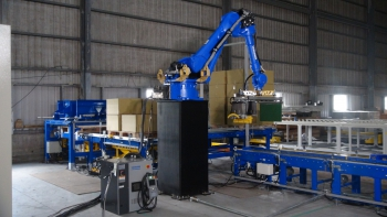 Automatic warehouse system