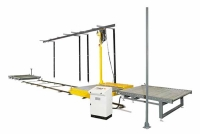 棧板輸送帶系統