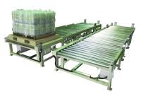 Rollers conveyor
