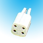 Lamp Socket for Circular PL Lamps