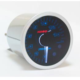 48mm DIGITAL LCD METER