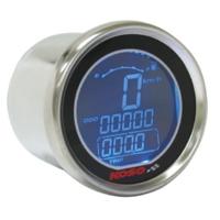64mm DIGITAL LCD METER