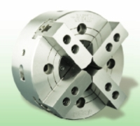Four-Jaw Two Motion Type Power Chuck