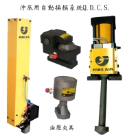 Quick Die Changer Systems