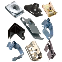 Fasteners, Car Clips, Motorcycle Clips, U Nuts, Screws, Washer
