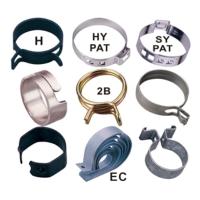 管夾, 束帶, 束環, 塑膠, 塑膠管夾, 油壓管夾, 水管夾, 高壓管夾, 不銹鋼管夾