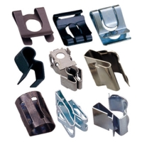 Metallic Clips, Motorcycle Parts, Hose Clamps, Cable Clamp