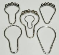 錀匙圈, 浴帘钩, 狗链, 狗刺, 打包线调整环