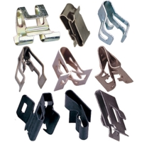 Automotive Fasteners, Brackets, Clips