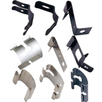 Light-duty Steel Frame Hooks, Building Hardware, Auto Lamp Clips