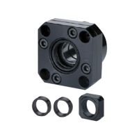 Ballscrew Support Unit, Fixed-Side Round Type