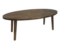 椭圆咖啡桌/椭圆和室桌