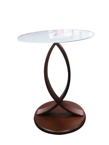 玻璃咖啡桌/造型小边桌