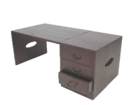 和室三折桌/摺疊桌/和室書桌