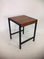 方形邊桌/鐵管邊桌
