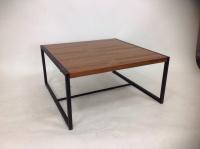 方形茶几桌/鐵管咖啡桌