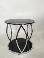 玻璃茶几桌/玻璃置物桌
