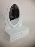 桌上收纳镜//化妆镜