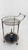 Cens.com Glass Serving Cart HUNG SHENG WOOD PROCESSING CO., LTD.