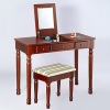 Classical Vanity Table & Chair