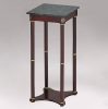 Marble Square Planter Stand