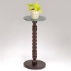 Marble Compact Planter Stand