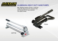 Aluminum &  Heavy Duty Hand Pumps