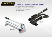 Aluminum &  Heavy Duty Hand Pumps