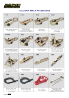 Collision Repair Tools