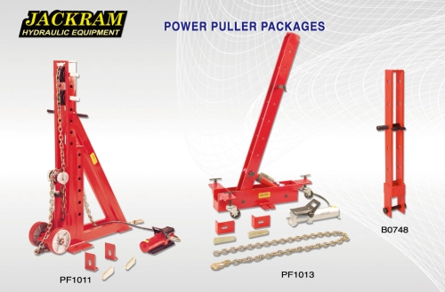 Power Puller Packages