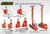 Bottle Jacks & Air/Hydraulic Jacks