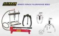 Separate Hydraulic Pullers-Package Models
